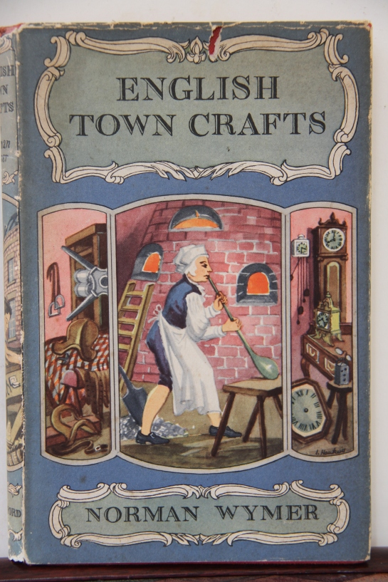 English Town Crafts
