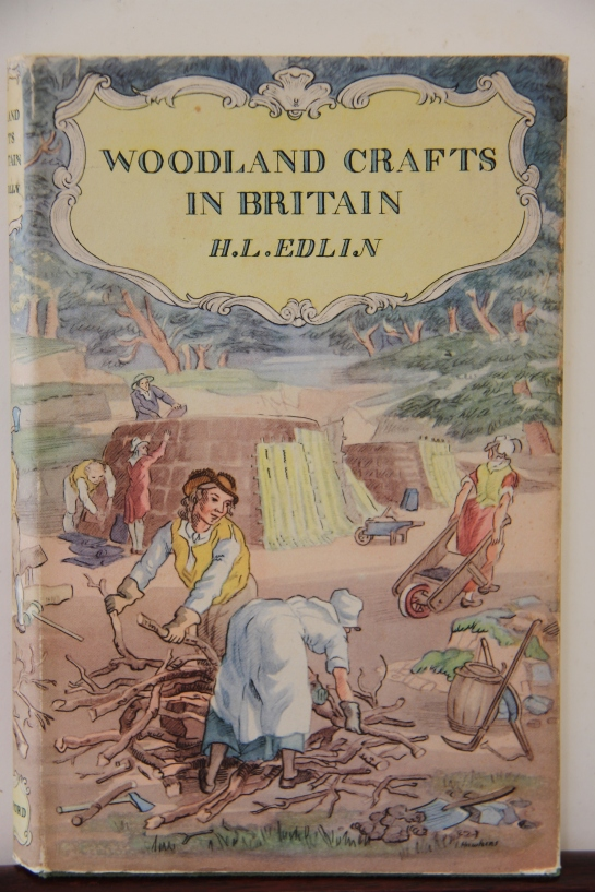 Woodland crafts in Britain